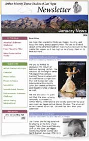 E-Mail Newsletters